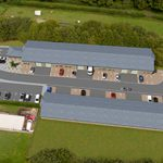Cold Harbour Farm - Heathfield - Aerial View - Crop
